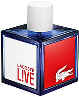 Туалетна вода Lacoste Live Male EDT Tester 100 ml