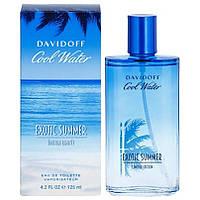 Туалетна вода Davidoff Cool Water Man Exotic Summer EDT 125 ml