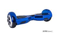 Гироскутер с 6,5 дюймовыми колесами Smart Way U3 (синий хром)