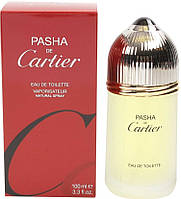 Туалетна вода Cartier Pasha EDT 100 ml