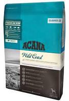 Acana WILD COAST (Акана Вайлд Коуст) - корм для взрослых собак всех пород всех стадиях жизни 11.4кг