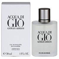 Туалетна вода Armani Acqua di Gio Pour Homme EDT 30 ml