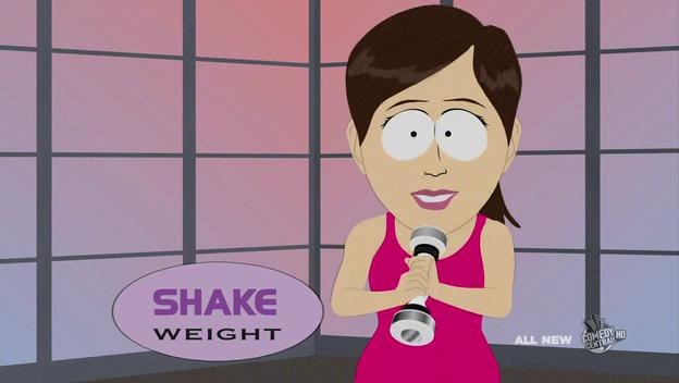 Shake Weight Women фото