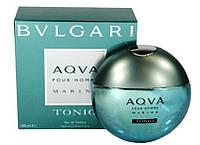 Туалетна вода Bvlgari AQVA Marine Pour Homme Toniq EDT 100 ml