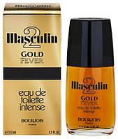 Туалетна вода Bourjois Masculin 2 Gold Fever EDT 112 ml
