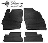 Stingray Модельные автоковрики в салон Мазда 3 2009- Комплект из 4-х ковриков (Черный)