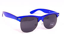 Очки Clubmaster синие 034-1, фото 2