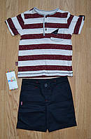 Комплект летний для мальчика (футболка+шорты) (Турция)