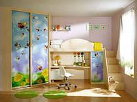 Детская мебель. Мебель для детских комнат на заказ.