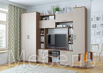 Гостиная №3 Просто хорошая мебель 2700*2100*540