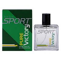 Туалетна вода Avon Sport Pure Victory EDT 50 ml