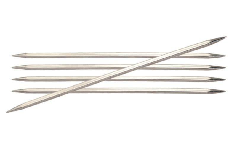 Спицы носочные 2.25 мм-20 см Nova Cubics KnitPro