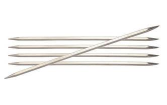 Спицы носочные 3.5 мм-20 см Nova Cubics KnitPro