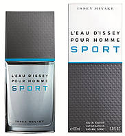 Туалетна вода Issey Miyake L'Eau D'Issey Pour Homme Sport EDT 100 ml