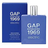 Туалетна вода Gap Gap Established 1969 Electric EDT 100 ml