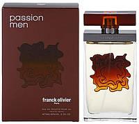 Туалетна вода Franck Olivier Passion Man EDT 75 ml