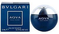 Туалетна вода Bvlgari AQVA Pour Homme EDT 5 ml