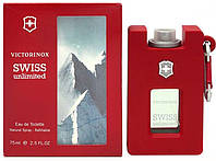 Туалетна вода Swiss Army Swiss Unlimited EDT 75 ml