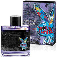 Туалетна вода Playboy New York EDT 100 ml
