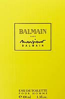 Туалетна вода Pierre Balmain Monsieur Balmain EDT 100 ml