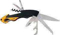 Функциональный швейцарский складной нож Stinger HCY-6125Х