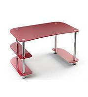 Офисный стеклянный стол  С4