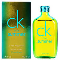 Туалетна вода Calvin Klein CK One Summer 2014 EDT 100 ml