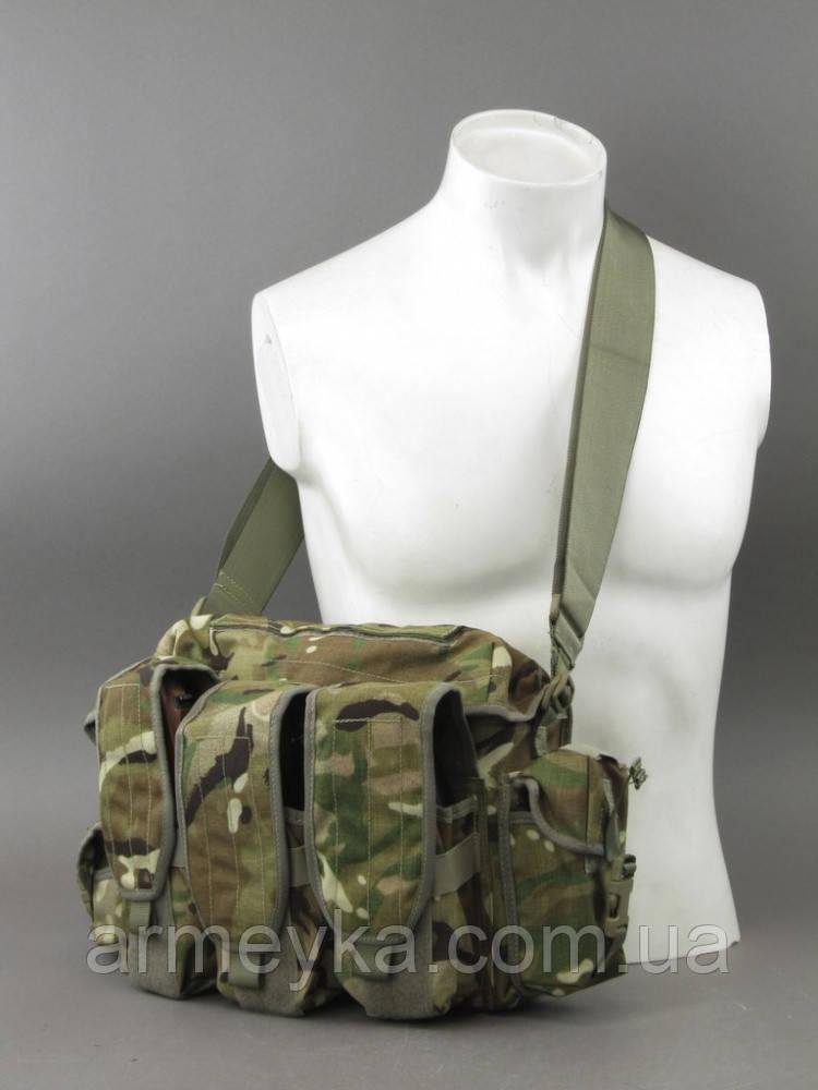 Тактическая сумка Grab Bag в расцветке MTP. Великобритания, оригинал.