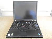 Недорогой ноутбук бизнес серии для офиса и дома Lenovo T60 15''