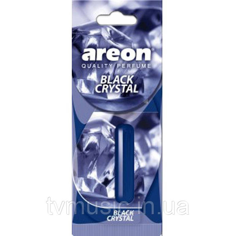 Ароматизатор Areon Perfume Black Crystal / Черный кристалл 5ml