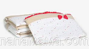Бампер Twins Starlet для детской кроватки