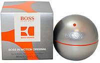Туалетна вода Hugo Boss Boss In Motion EDT 90 ml