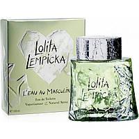 Туалетна вода Lolita Lempicka L'Eau Au Masculin EDT 100 ml