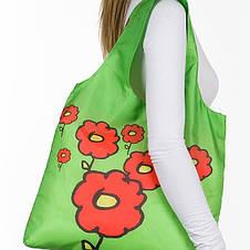 Дизайнерская сумка тоут Envirosax женская EK.B9 модные эко сумки женские, фото 3