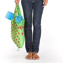 Дизайнерская сумка тоут Envirosax женская EK.B9 модные эко сумки женские, фото 2