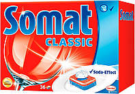 Средство для посудомоечных машин SOMAT таблетки класик 36шт для посудомоечных машин 0148989 (0148989 x 99508)