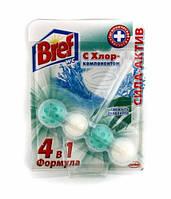 Средство для чистки унитазов БРЕФ Гель-шарики  для унитазов 4 шт   50мл  0155635 (0155635 x 99511)