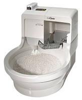 Автоматический кошачий туалет CatGenie 120. Для кошек и мелких пород собак
