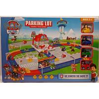 Игровой набор Паркинг Щенячий патруль 6699-36A с дорогой, фото 1