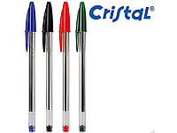 Ручка шариковая Cristal Bic  bc210372 (bc2103722(черная) x 29900)