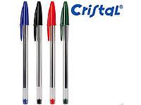 Ручка шариковая Cristal Bic  bc210372 (bc2103724(зелёная) x 29902)
