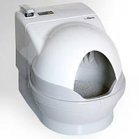 """Самоочищающийся туалет CatGenie 120 - Комплект """"Все в одном"""""""