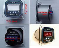 Терморегулятор/Термометр +4/+995 градусов 12/220 вольт UDS-12.R