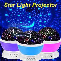 Проектор звездного неба Star Master Rotating Protection Lamp, светильник, ночник Стар Мастер, фото 1