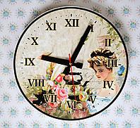 Часы настенные Винтажные Герцогиня