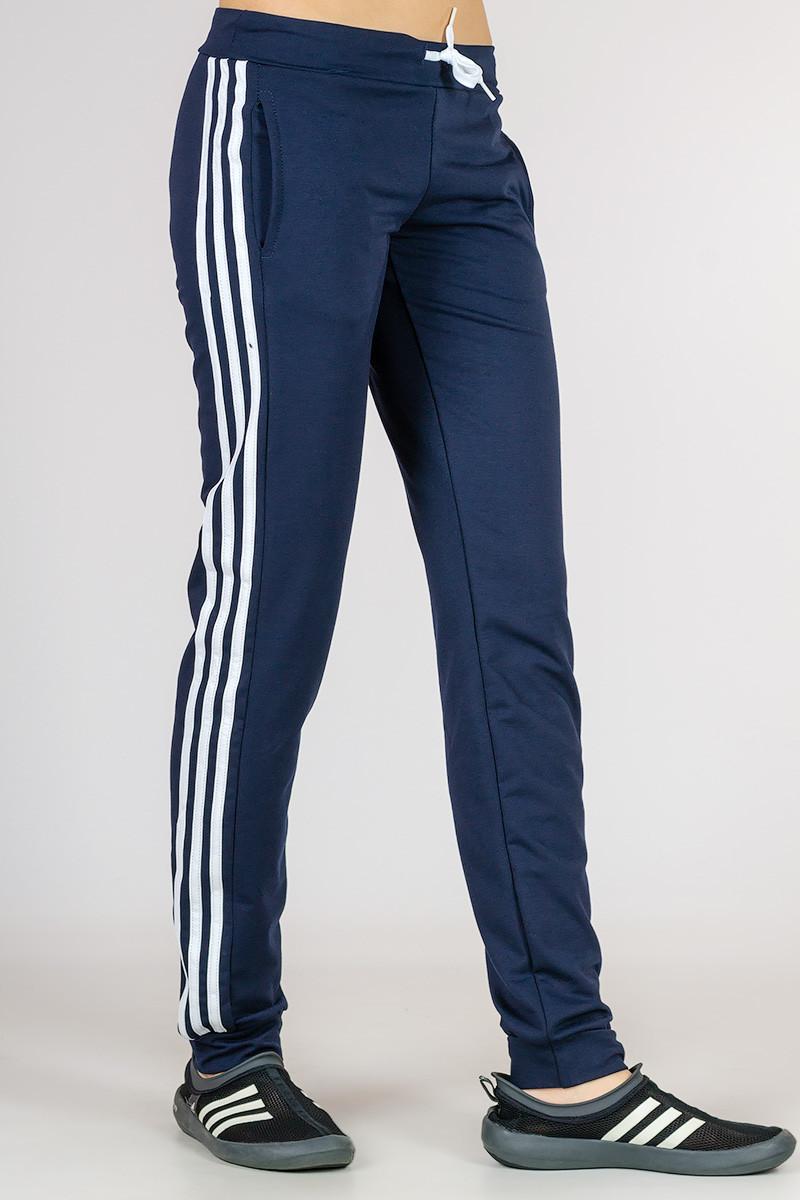 Спортивные штаны женские Classic (синие)