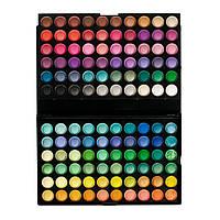 Професcиональная палитра теней 120 цветов №1