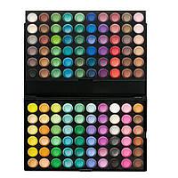 Професcиональная палитра теней 120 цветов №2