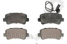Тормозные колодки задние с датчиком на Renault Master III (FWD) 2010-> —  LPR (Италия) LPR05P1578