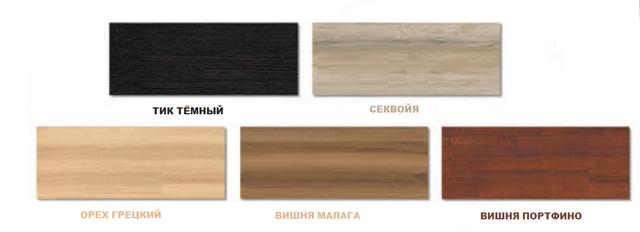 цветовой ряд стола Eco Line
